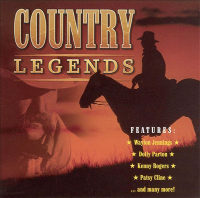 Country Legends [Legacy]