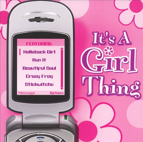 DJ It's a Girl Thing