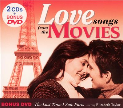 Love Songs from the Moves [Bonus DVD]