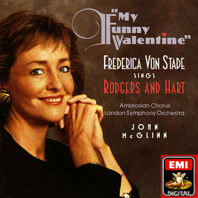 My Funny Valentine: Frederica von Stade Sings Rodgers & Hart