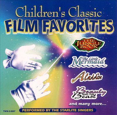 Children's Classic Film Favorites, Vol. 1