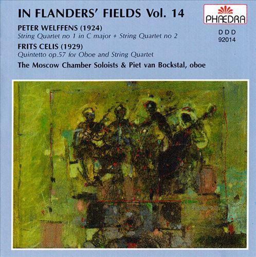 In Flanders' Fields, Vol. 14: Peter Welffens, Frits Celis