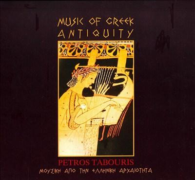 Music of Greek Antiquity