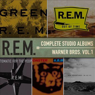Complete Warner Bros. Studios Albums, Vol. 1