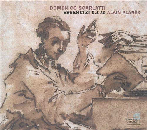 Scarlatti: Essercizi, K. 1-30