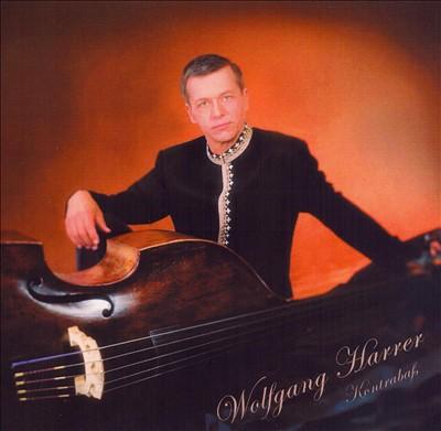 Wolfgang Harrer, Kontrabaß