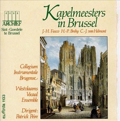 Kapelmeesters in Brussel