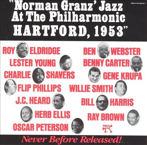 Hartford, 1953