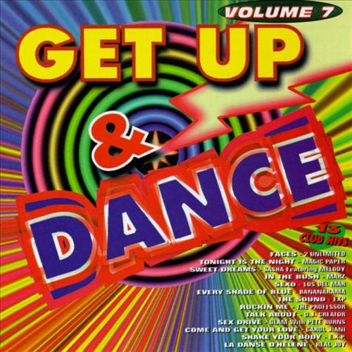 Get Up & Dance, Vol. 7