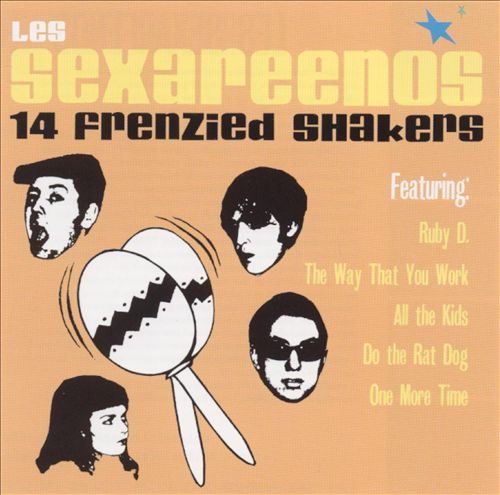 14 Frenzied Shakers