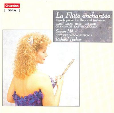 La Flûte Enchantée: French Pieces for Flute & Orchestra