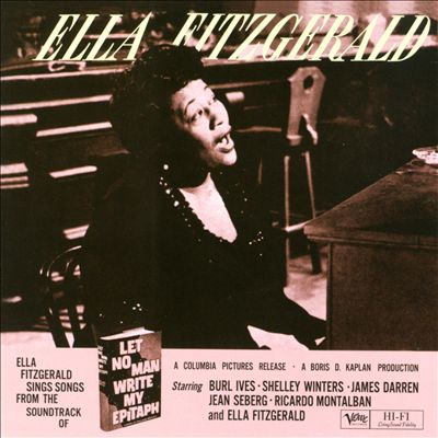"Ella Sings Songs from ""Let No Man Write My Epitaph"""