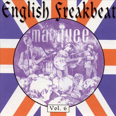 English Freakbeat, Vol. 6