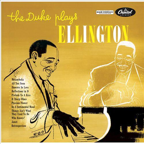 The Duke Plays Ellington [Capitol]