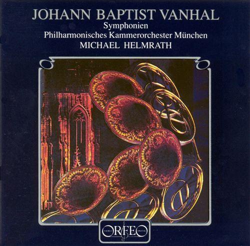 Vanhal: Symphonies