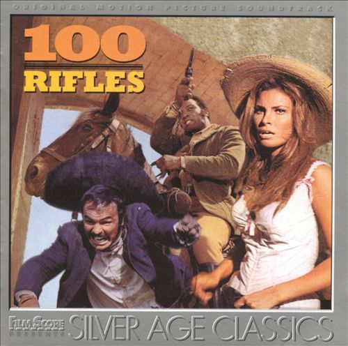 100 Rifles [Original Motion Picture Soundtrack]