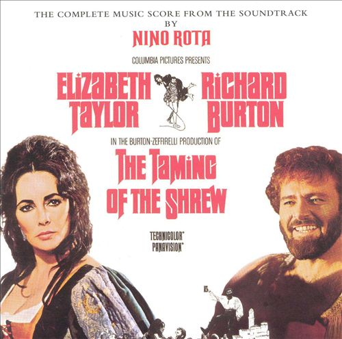 Taming of the Shrew [1967 Original Score]