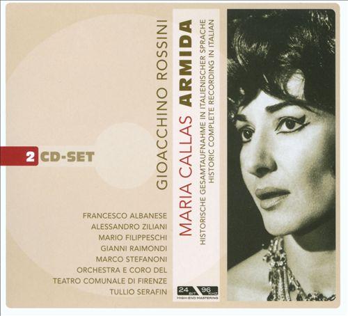 Giacchino Rossini: Armida