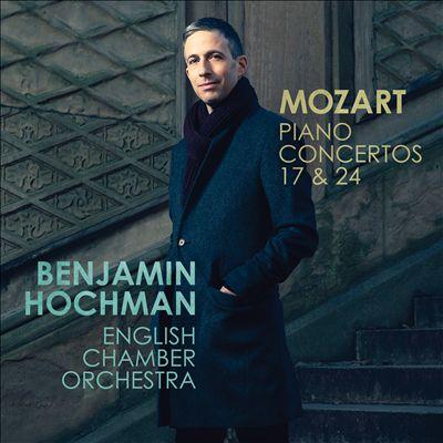 Mozart: Piano Concertos 17 & 24