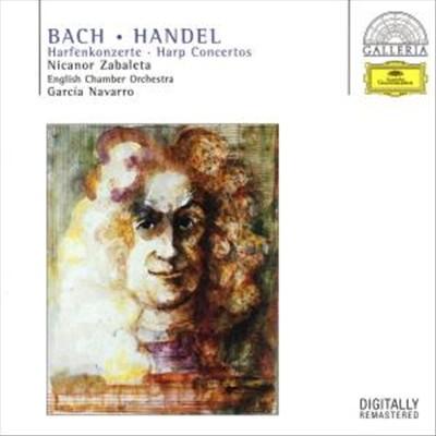 Bach, Handel: Harfenkonzerte [Germany]
