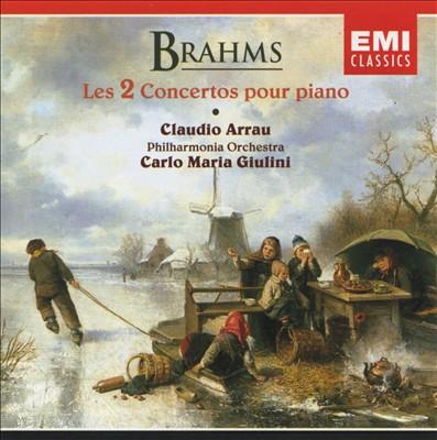 Brahms: Les 2 Concertos pour piano