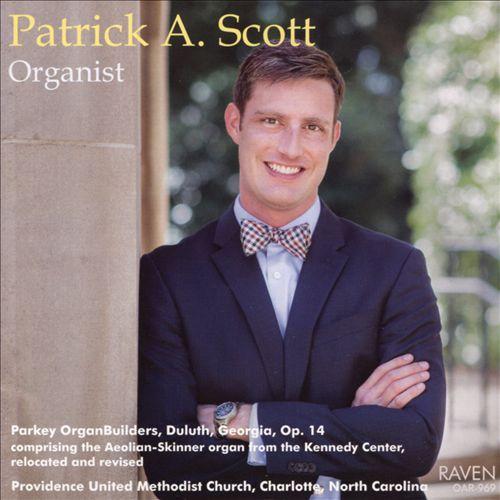 Patrick A. Scott, Organist