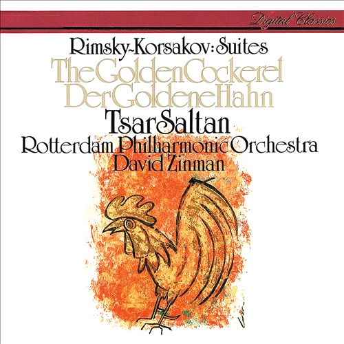 Rimsky-Korsakov: Suites - The Golden Cockerel, Tsar Saltan