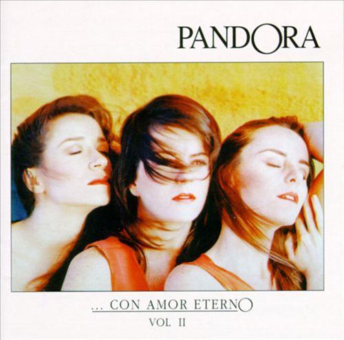 Con Amor Eterno, Vol. 2