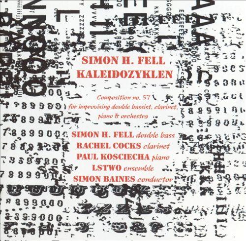 Simon H. Fell: Kaleidozyklen, Composition No. 57