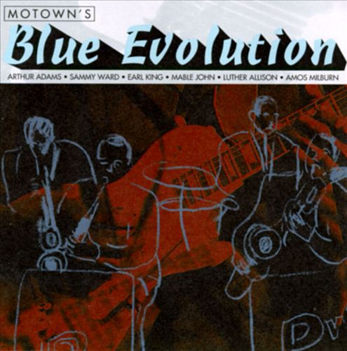 Motown's Blue Evolution