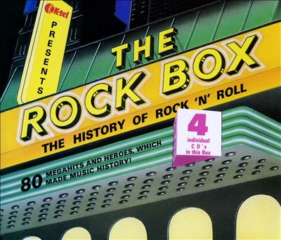 The Rock Box [K-Tel]