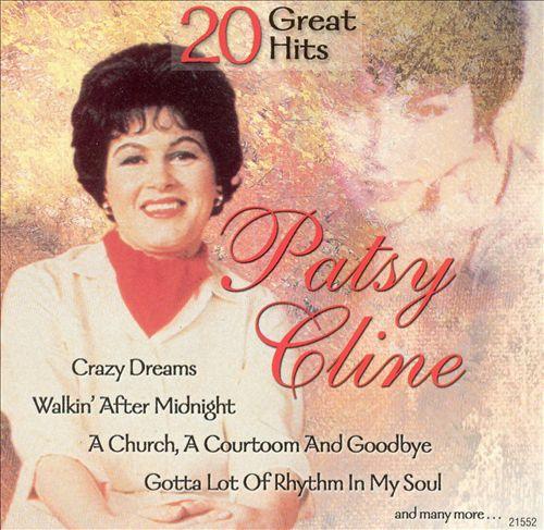 Patsy Cline: 20 Great Hits