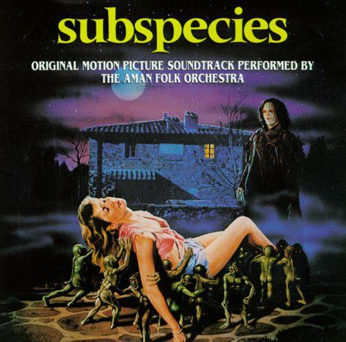 Subspecies [Soundtrack]