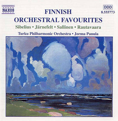 Finnish Orchestral Favorites
