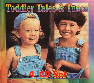 Toddler Tales and Tunes [Box Set]