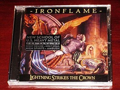 Lightning Strikes the Crown