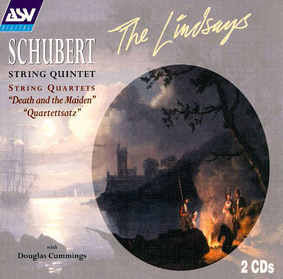 "Schubert: String Quintet; String Quartets ""Death and the Maiden"", ""Quartettsatz"""