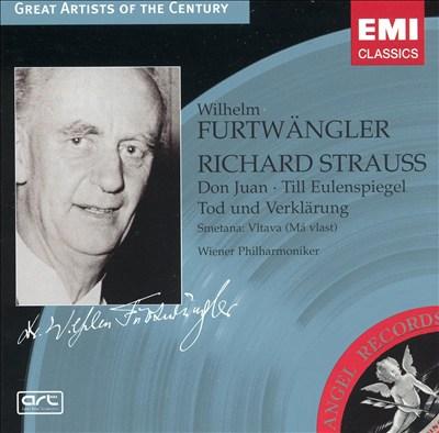 Furtwängler Conducts Richard Strauss & Bedrich Smetana