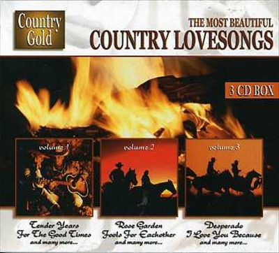 Country Lovesongs [Greatest Collection]