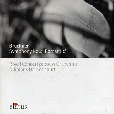 Bruckner: Symphony No. 4 'Romantic' [United Kingdom]