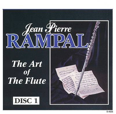 The Art of the Flute, Vol. 1