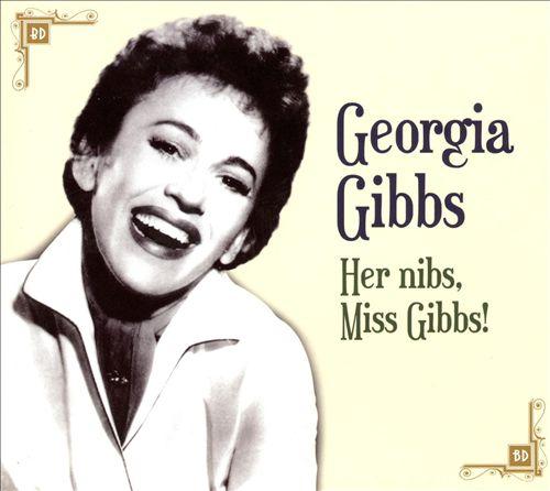 Her Nibs Miss Gibbs!