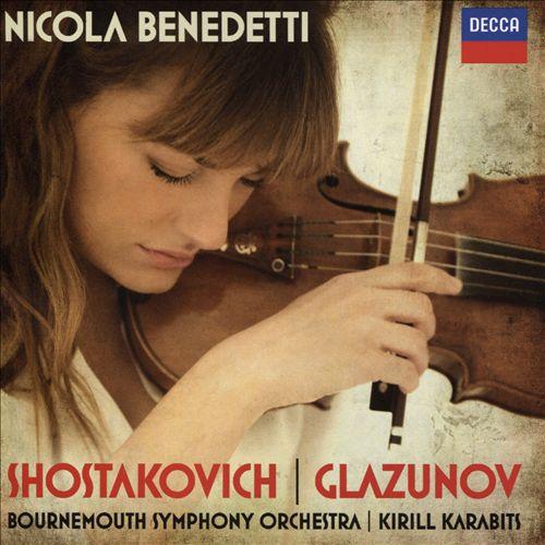 Shostakovich, Glazunov