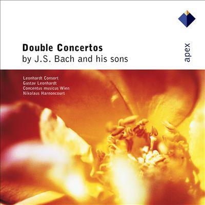 J.S. Bach: Double Concertos