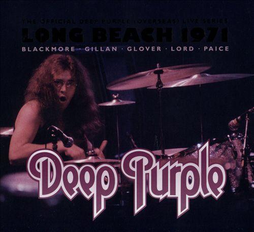 Official Deep Purple (Overseas) Live Series: Long Beach 1971
