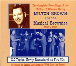 Complete Recordings of the Father of Western Swing 1932-37