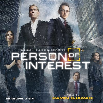 Person of Interest: Seasons 3 and 4 [Original TV Soundtrack]