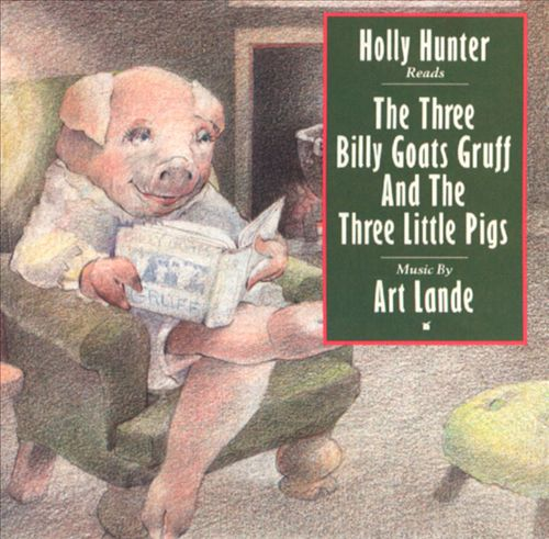 The Three Billy Goats Gruff & Three Little Pigs