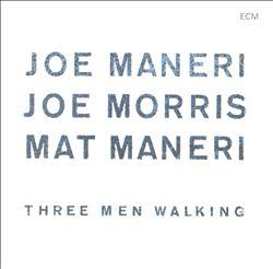 Three Men Walking