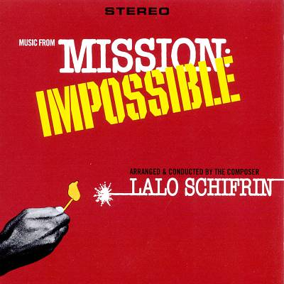 Music from Mission: Impossible [Dot]